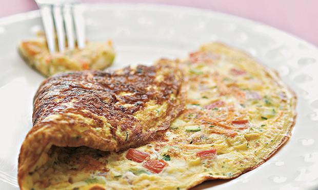 Omelete funcional