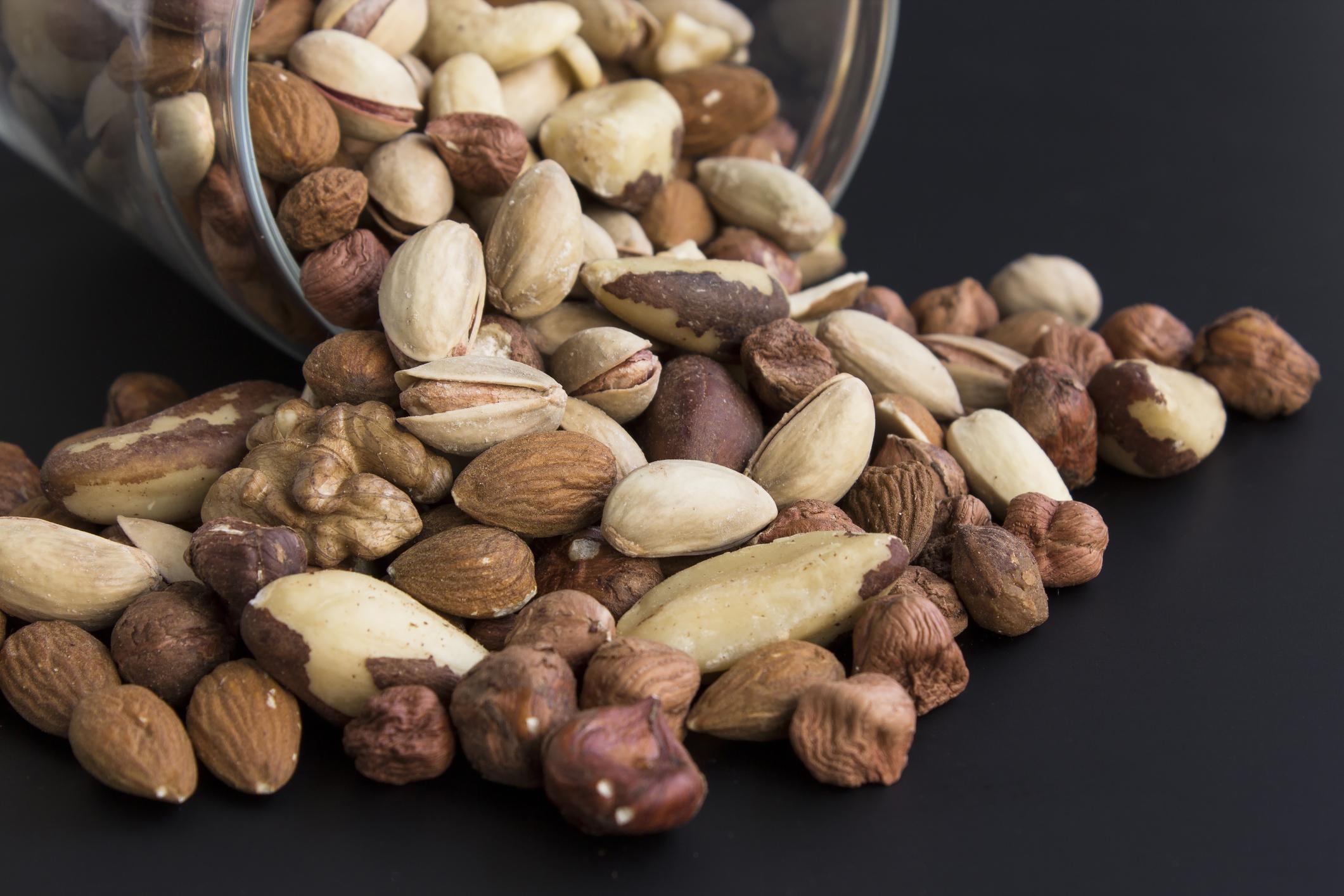 mix de nuts