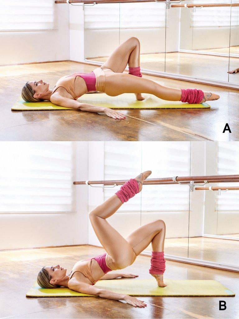 Exercício posterior reto