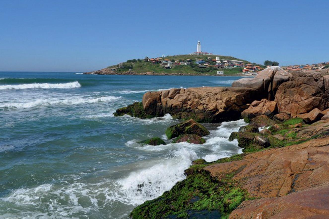 Praia Farol de Santa Marta