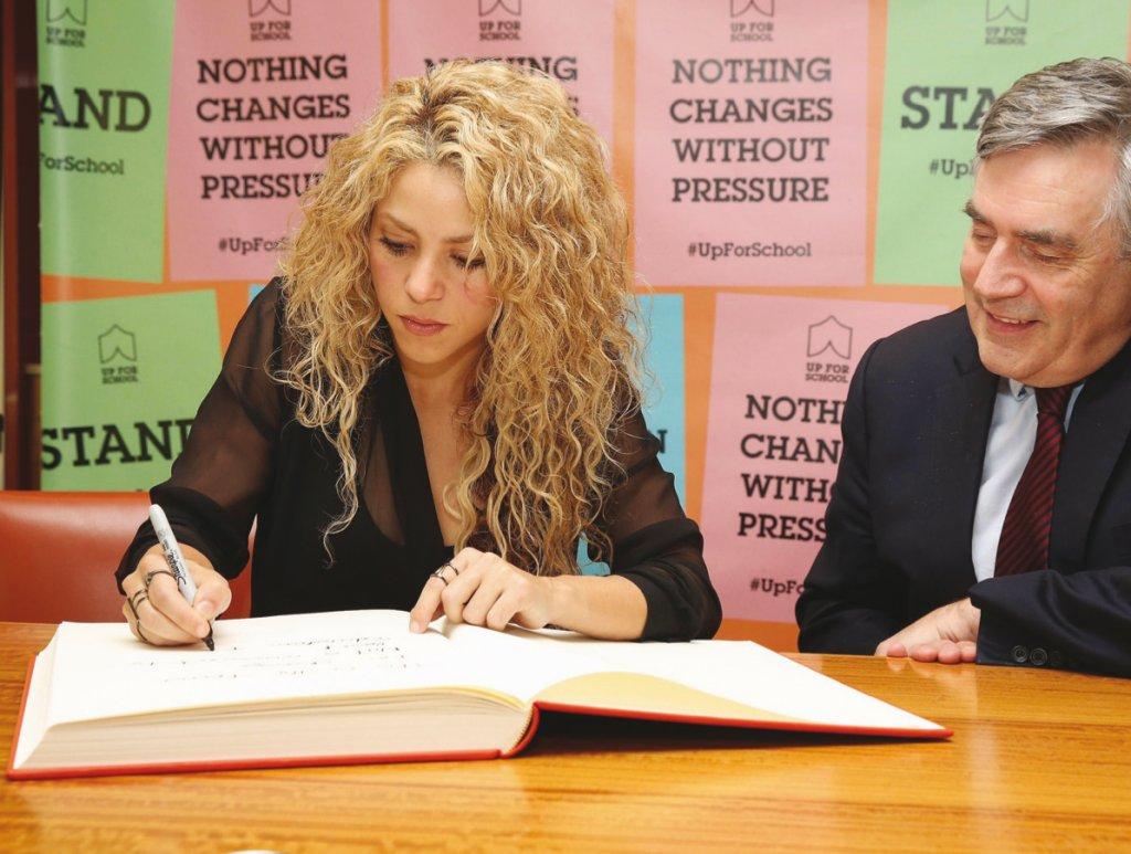 Shakira-UpForSchool