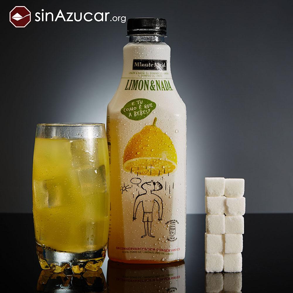 Quantidade de açúcar na limonada