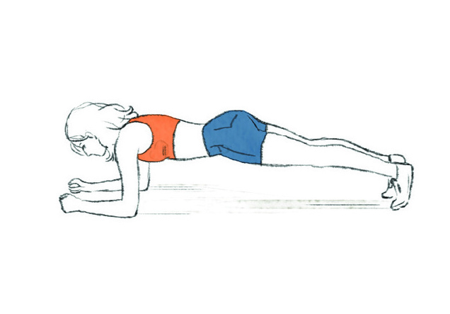 Prancha abdominal