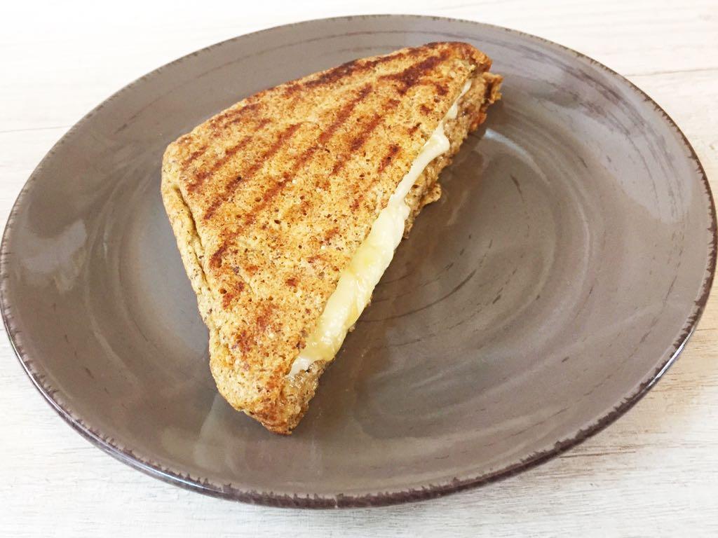 Pão de frigideira low carb
