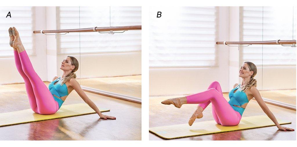 Movimento ballet fitness