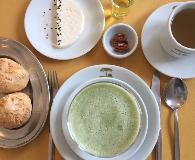 Café da manhã Lapinha Spa