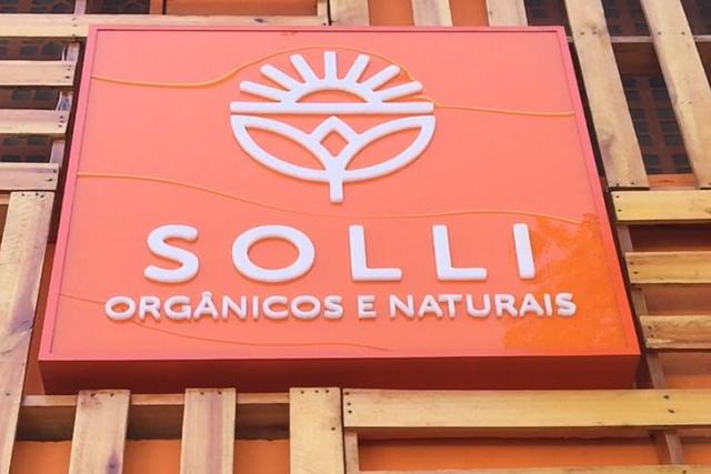 Supermercado 100% orgânico, em São Paulo