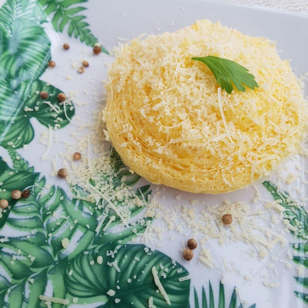 Pão de queijo de micro-ondas