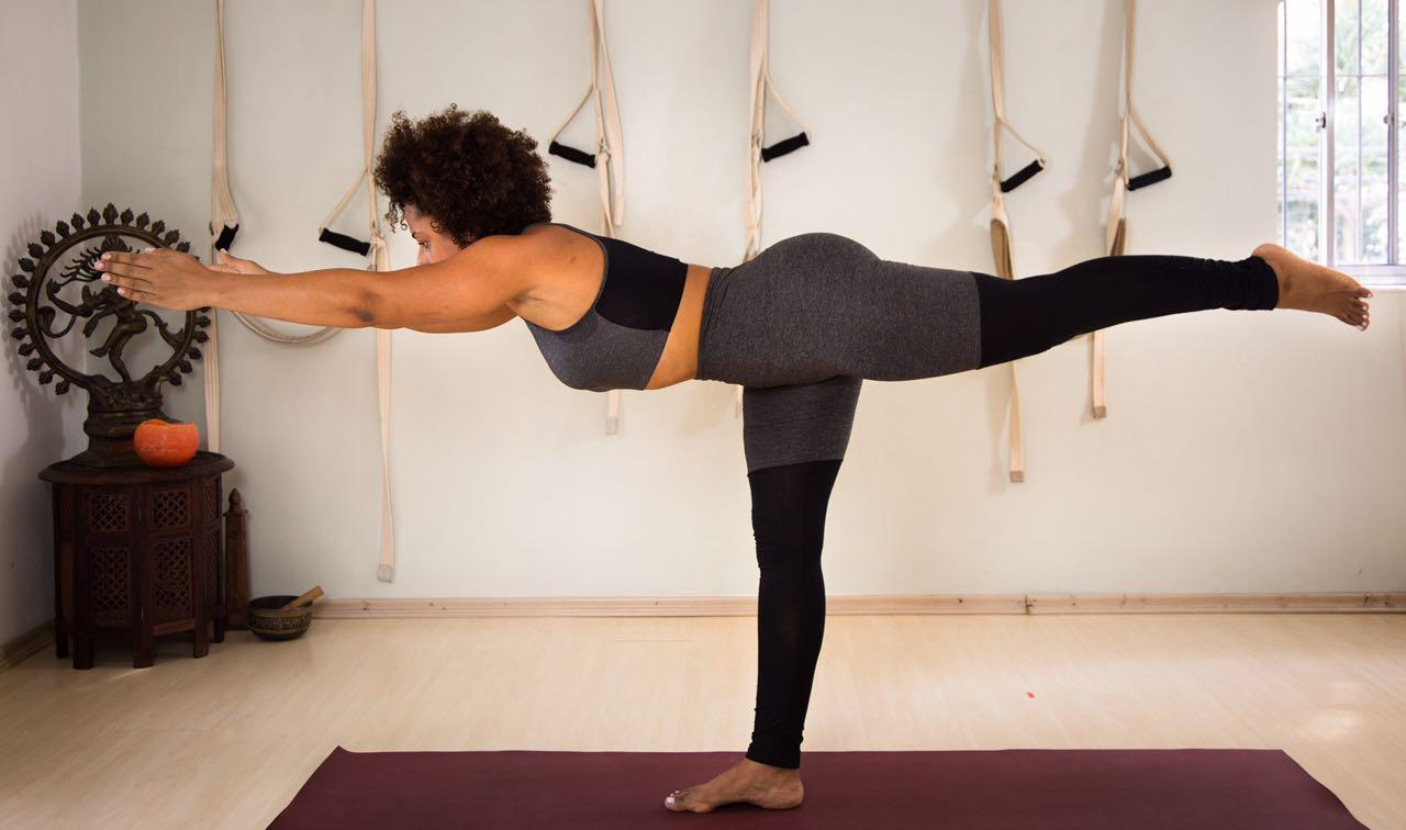 Série de ioga