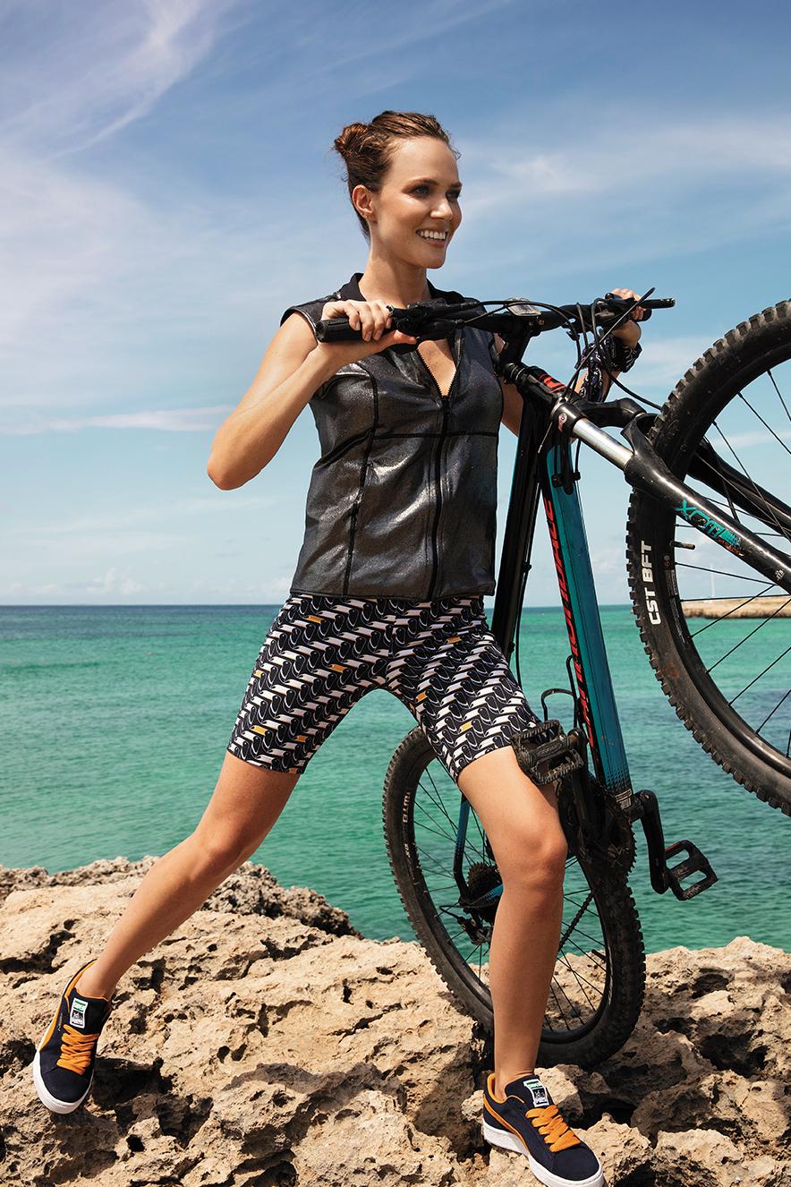 Ensaio de moda em Aruba