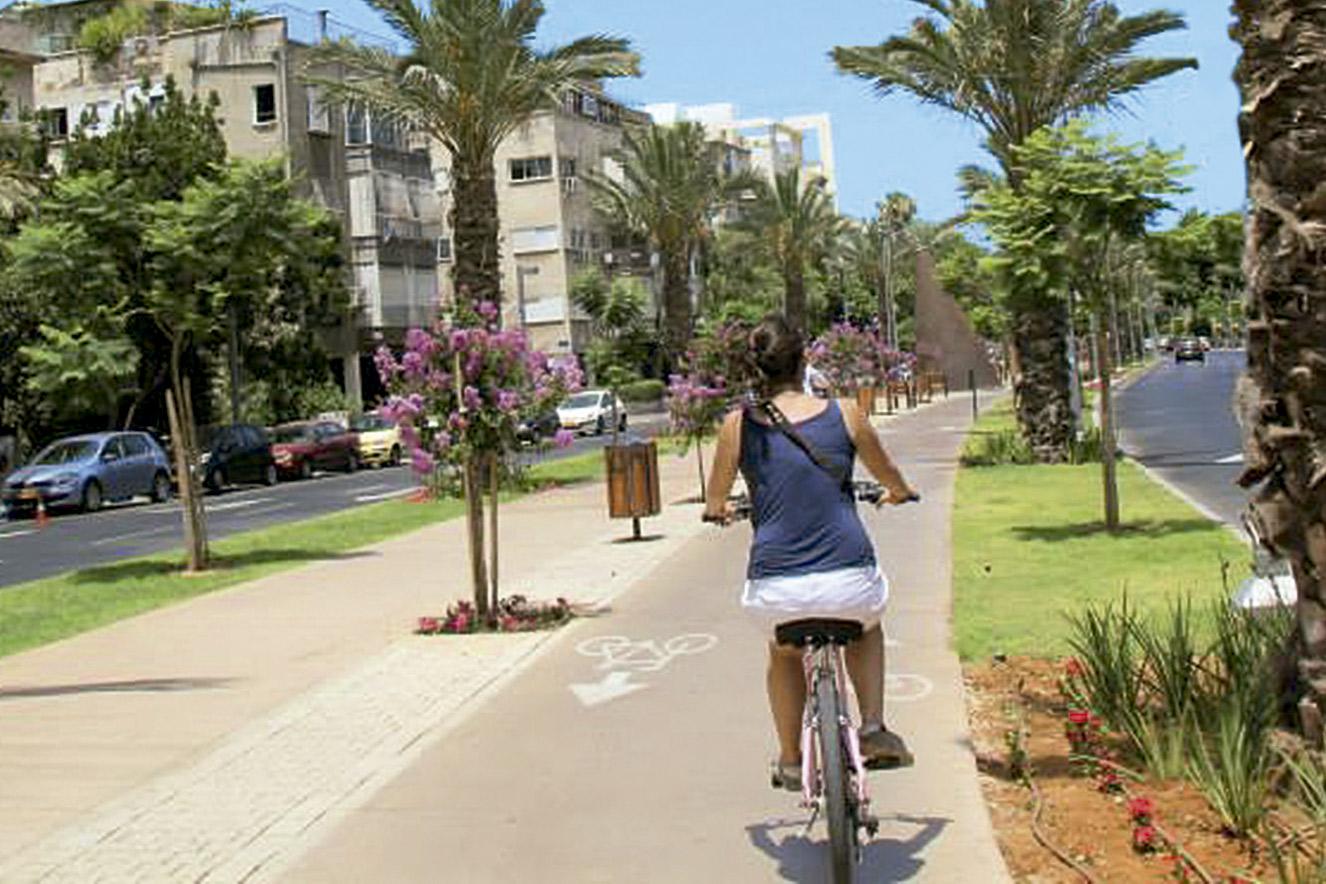 Dani Bernardi em Tel Aviv