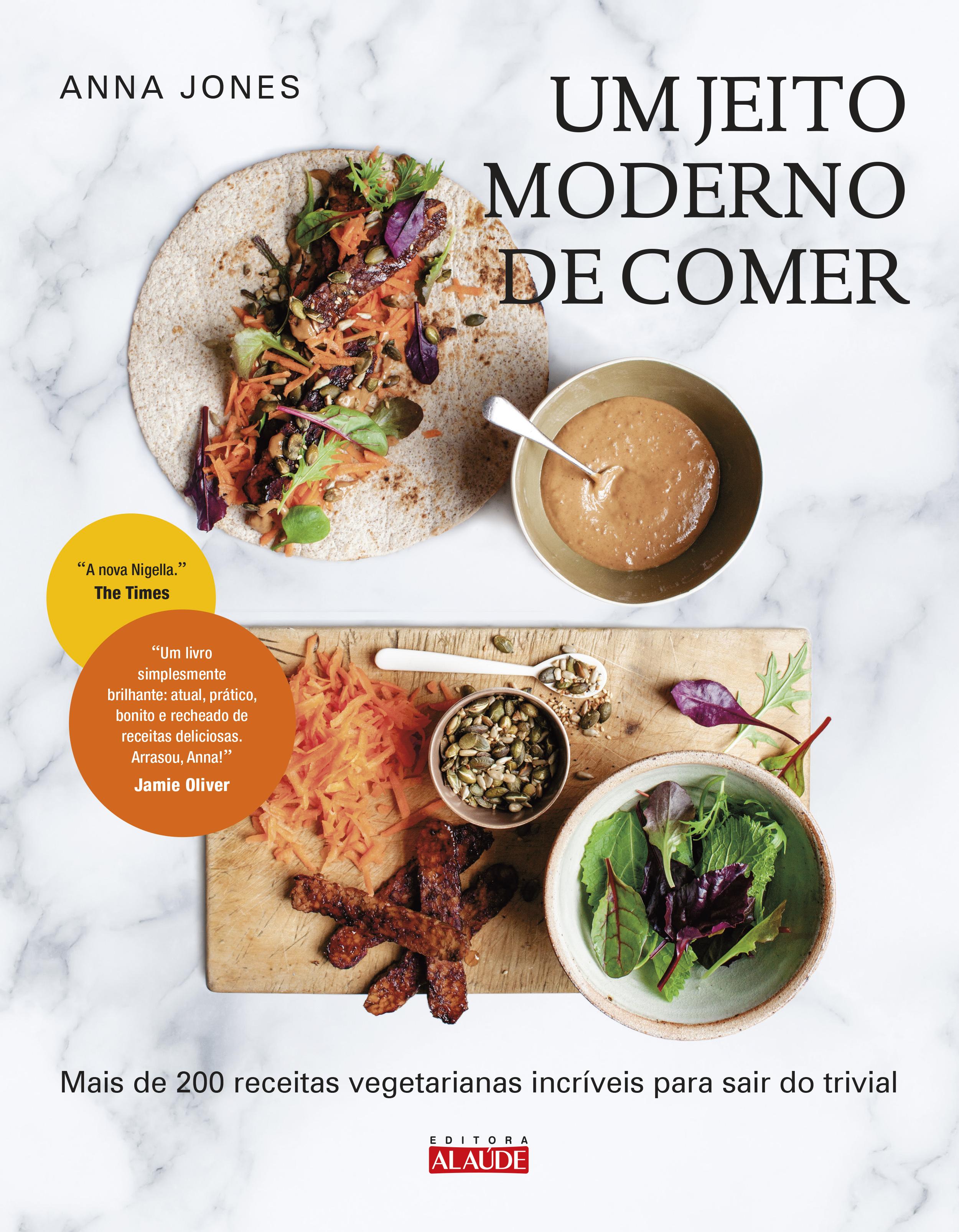 Livro Um jeito moderno de comer
