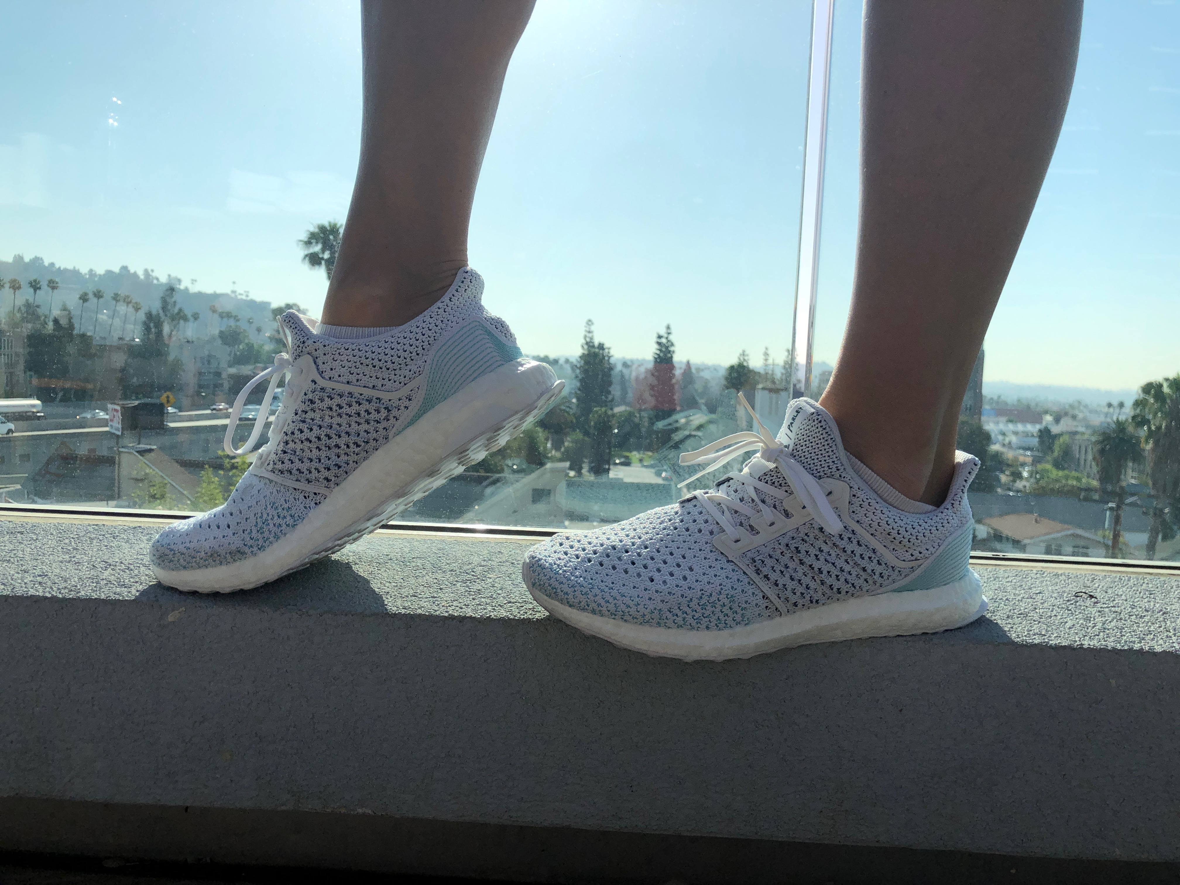 UltraBoost Parley Run For The Oceans