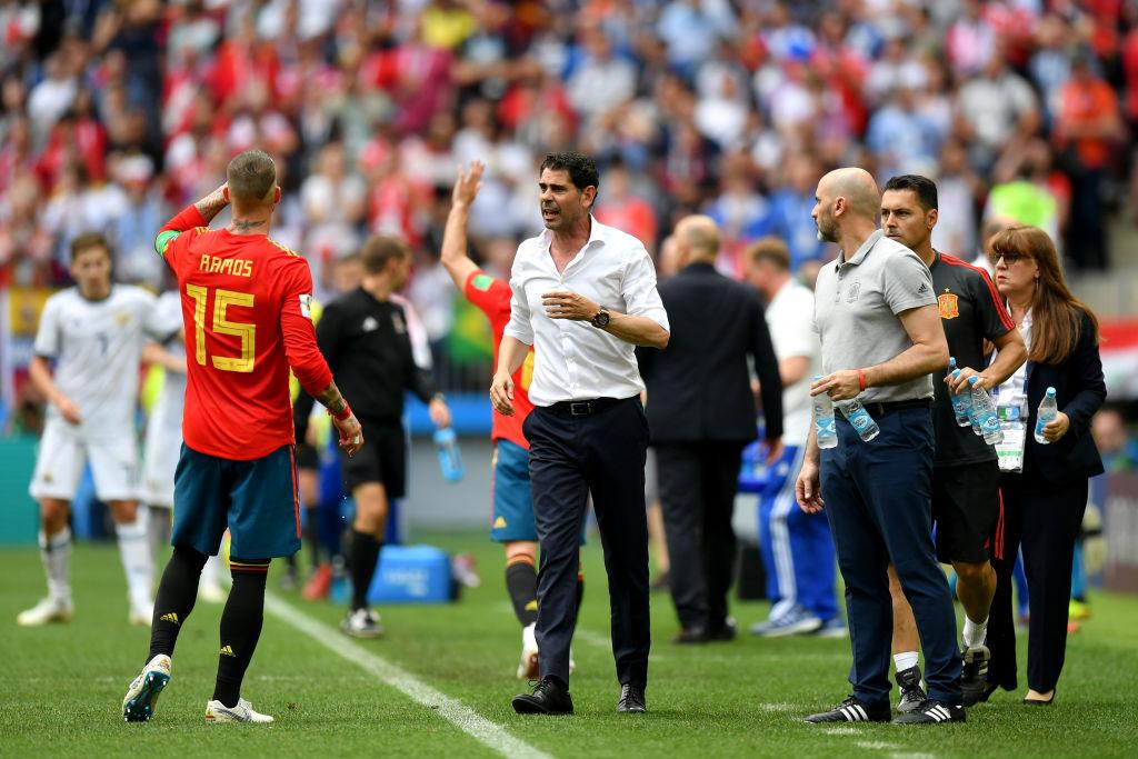 Espanha na Copa do Mundo