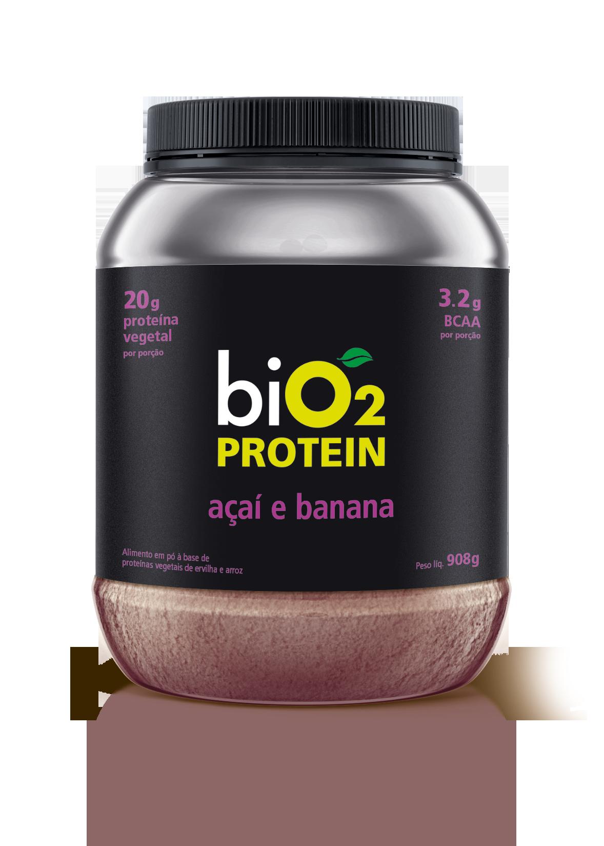 Proteína Vegana biO2