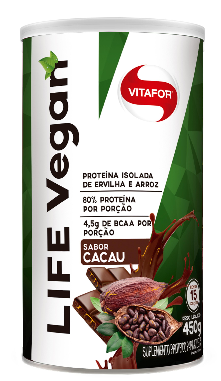 Proteína Vegana Vitafor