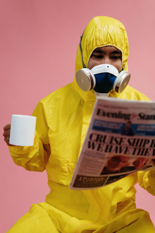 Separe um horário para ler as notícias do celular, como você faria com jornal impresso