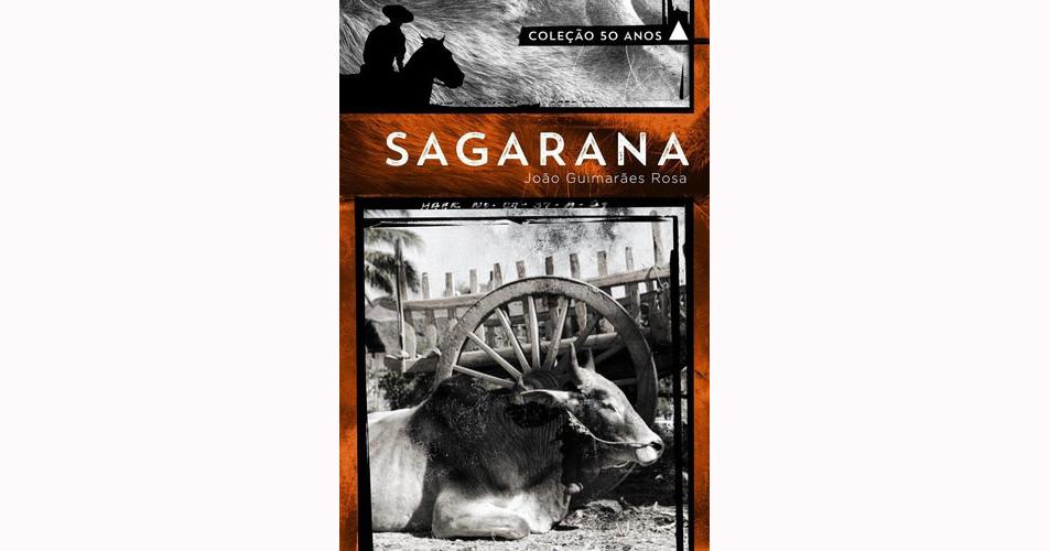 Capa de Sagarana
