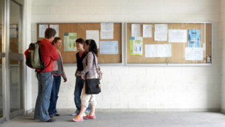 Número de universitários no Brasil terá de dobrar para cumprir meta do MEC/  Foto: Getty