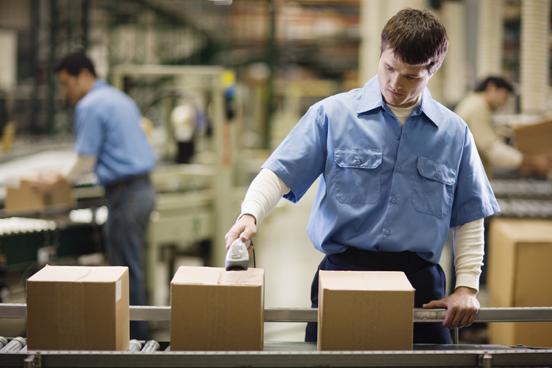 7. Profissões do setor de indústria (manufatura)