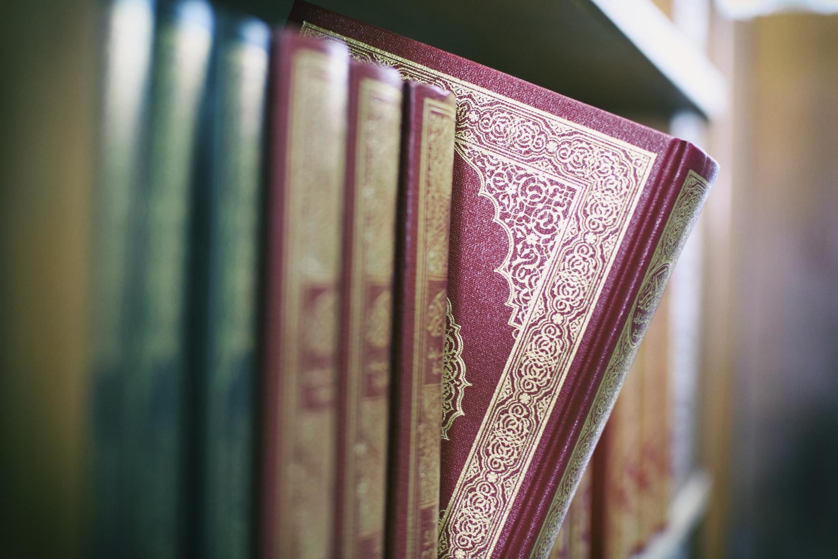 Livros antigos de literatura