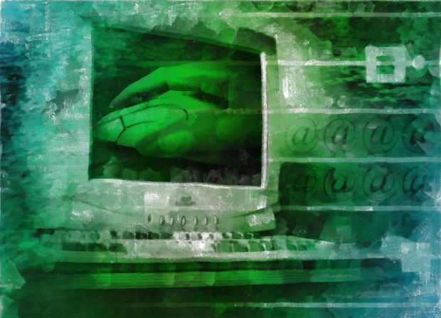 Computadores auxiliam gestores da informação na missão infinita de coletar e guardar dados (Créditos: Morgue File)
