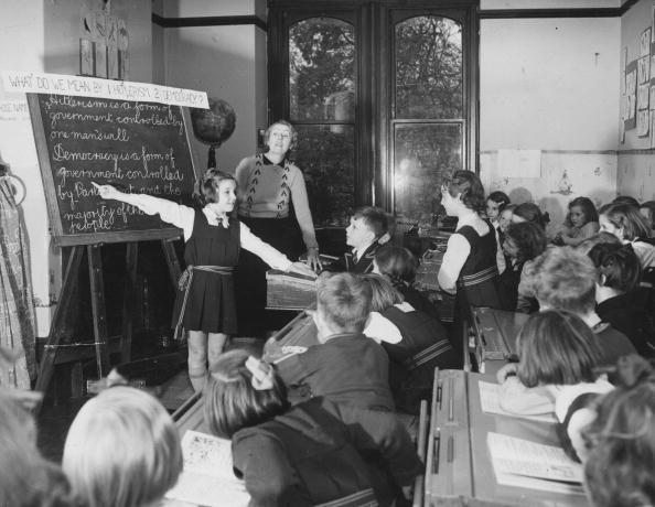 A sala de aula não é o único local em que um formado em História pode trabalhar (foto: Getty Images)
