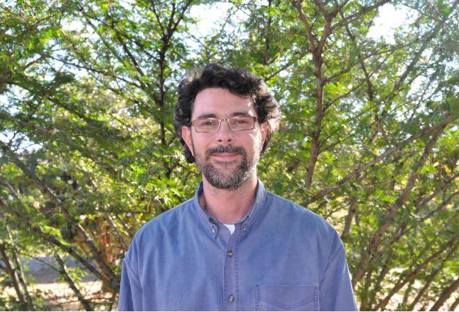 O engenheiro Mauro Armelim (Foto: divulgação WWF-Brasil/Rodrigo Borges)