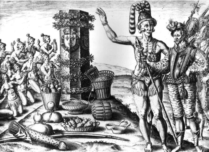 Os espanhóis foram os primeiros europeus a terem contato com o fruto do cacauzeiro (foto: Getty Images)