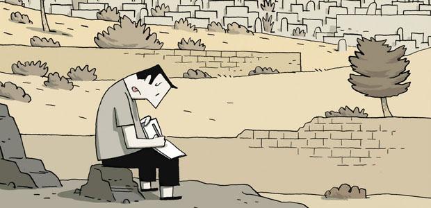 Viaje pelo mundo com os quadrinhos do canadense Guy Delisle | Guia do Estudante