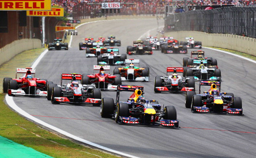 F1 Grand Prix do Brasil - 2011