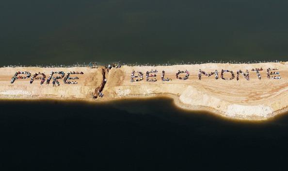 A construção de hidrelétricas, como Belo Monte, tem a participação de engenheiros elétricos (Créditos: Getty Images)