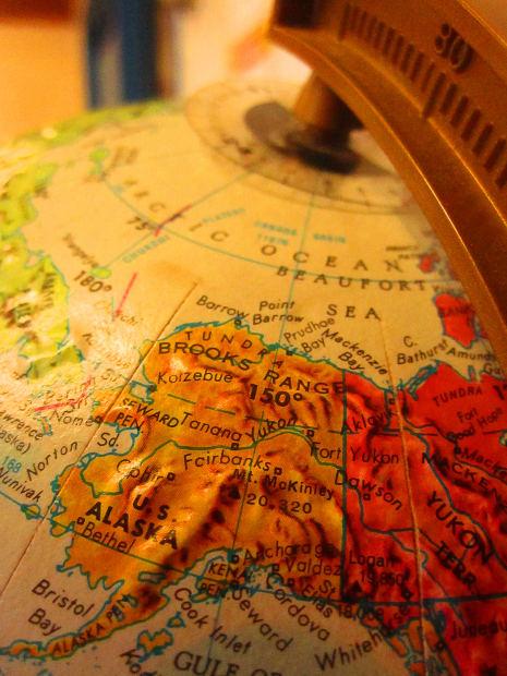 O geógrafo pode analisar a Terra de diferentes formas: relevo, ocupação do espaço e conflitos existentes (Créditos: Morgue File)