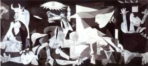 """Picasso: """"Guernica"""""""