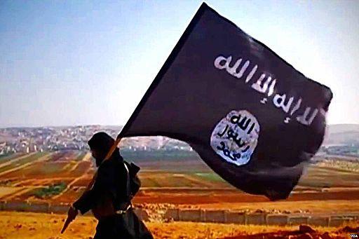 Militante do Estado Islâmico (imagem: iStock)