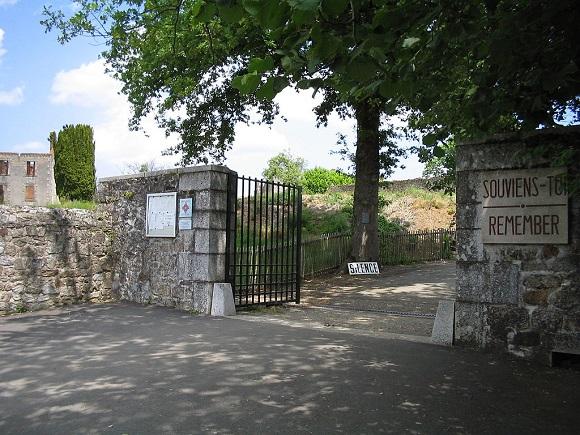 oradoursurglane-entrada
