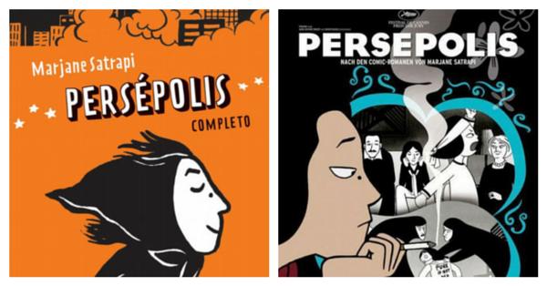 Os quadrinhos receberam uma adaptação para o cinema em 2007 (imagens: divulgação)