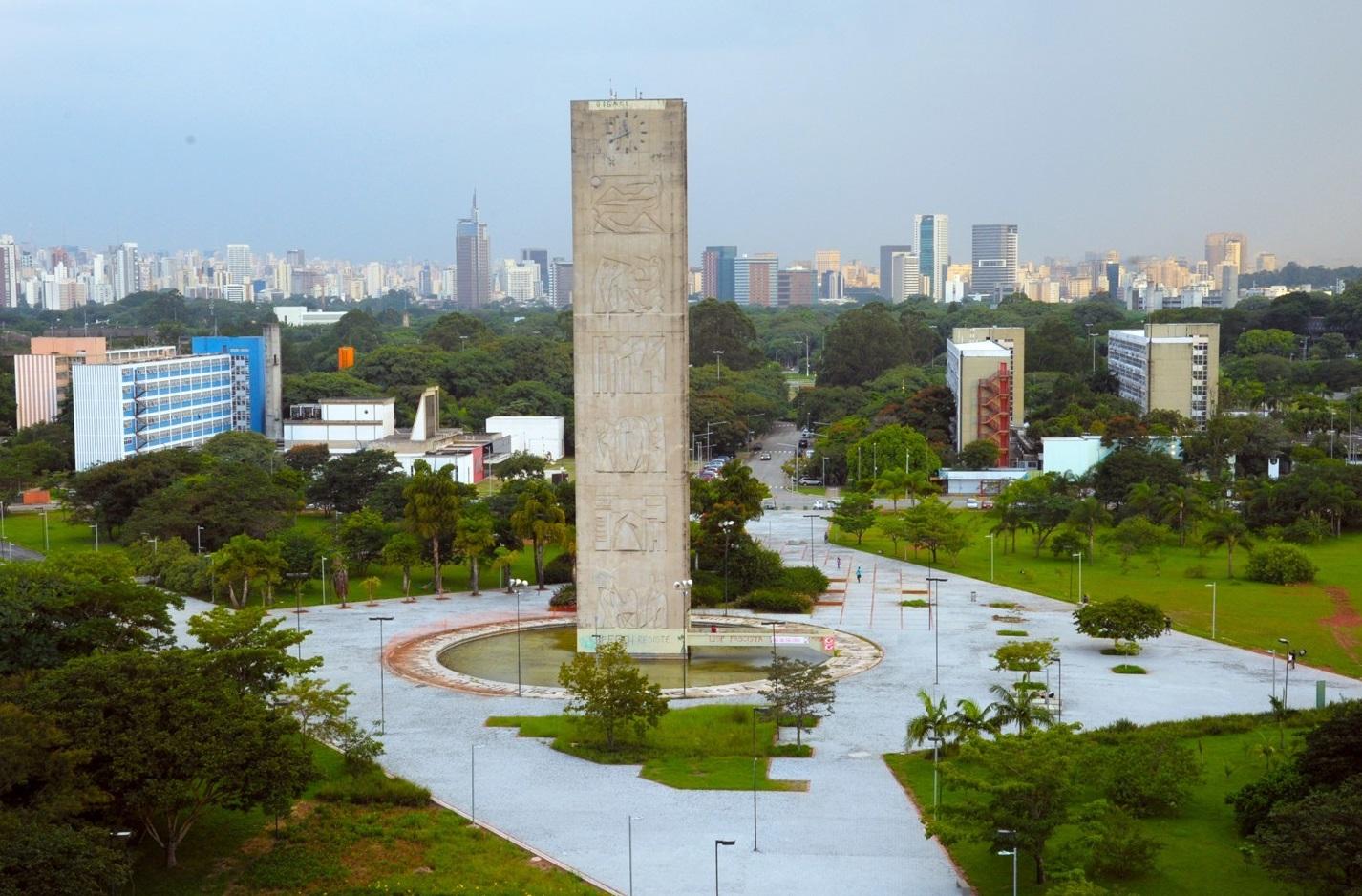Praça do Relógio - Universidade de São Paulo - São Paulo.