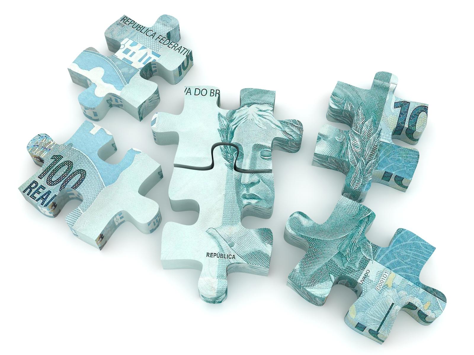 O quebra-cabeça da economia brasileira (imagem: iStock)