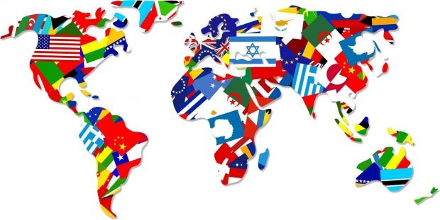 Os bacharéis em Relações Internacionais são experts no complexo jogo político entre países (Créditos: Morgue File)