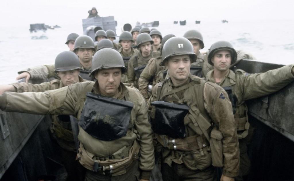 """Imagem do filme """"O Resgate do Soldado Ryan"""" (foto: reprodução)"""