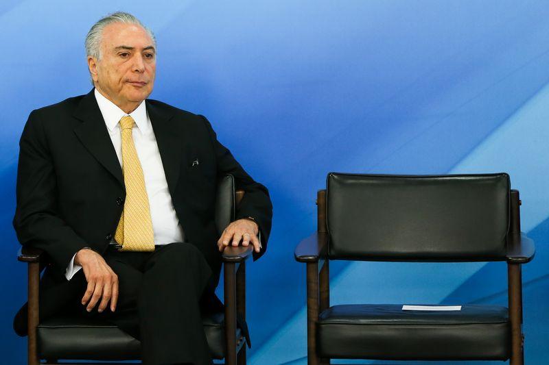O Presidente interino Michel Temer abrirá os Jogos Olímpicos do Rio (Marcelo Camargo/Agência Brasil)