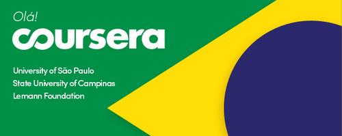 O Brasil é o 5º maior público do Coursera. (Imagem: Divulgação)