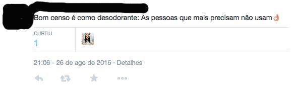twitte-bom-senso
