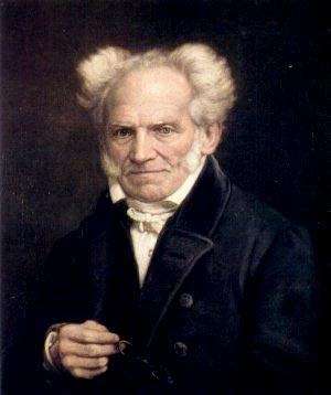Retrato de Shopenhauer