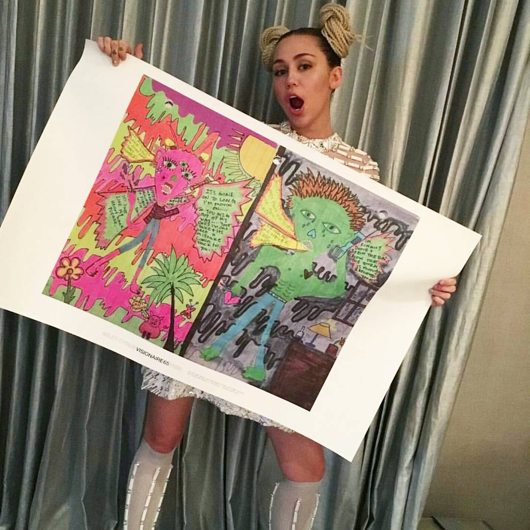 1-miley-visionaire-miami-art-basel