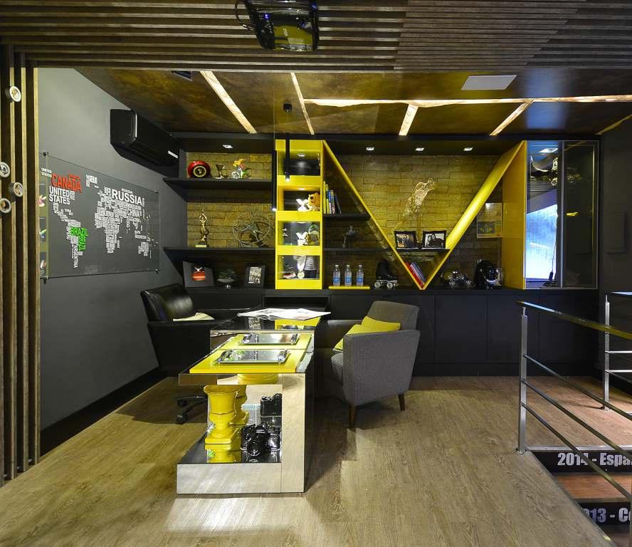 18 HOME OFFICE DO ATLETA - ALEXANDRE GRIVICICH E ISABEL 13