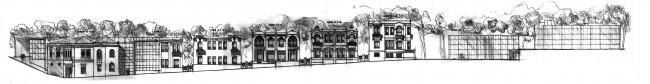2 - A fachada da Villa pela Raf Arquitetura