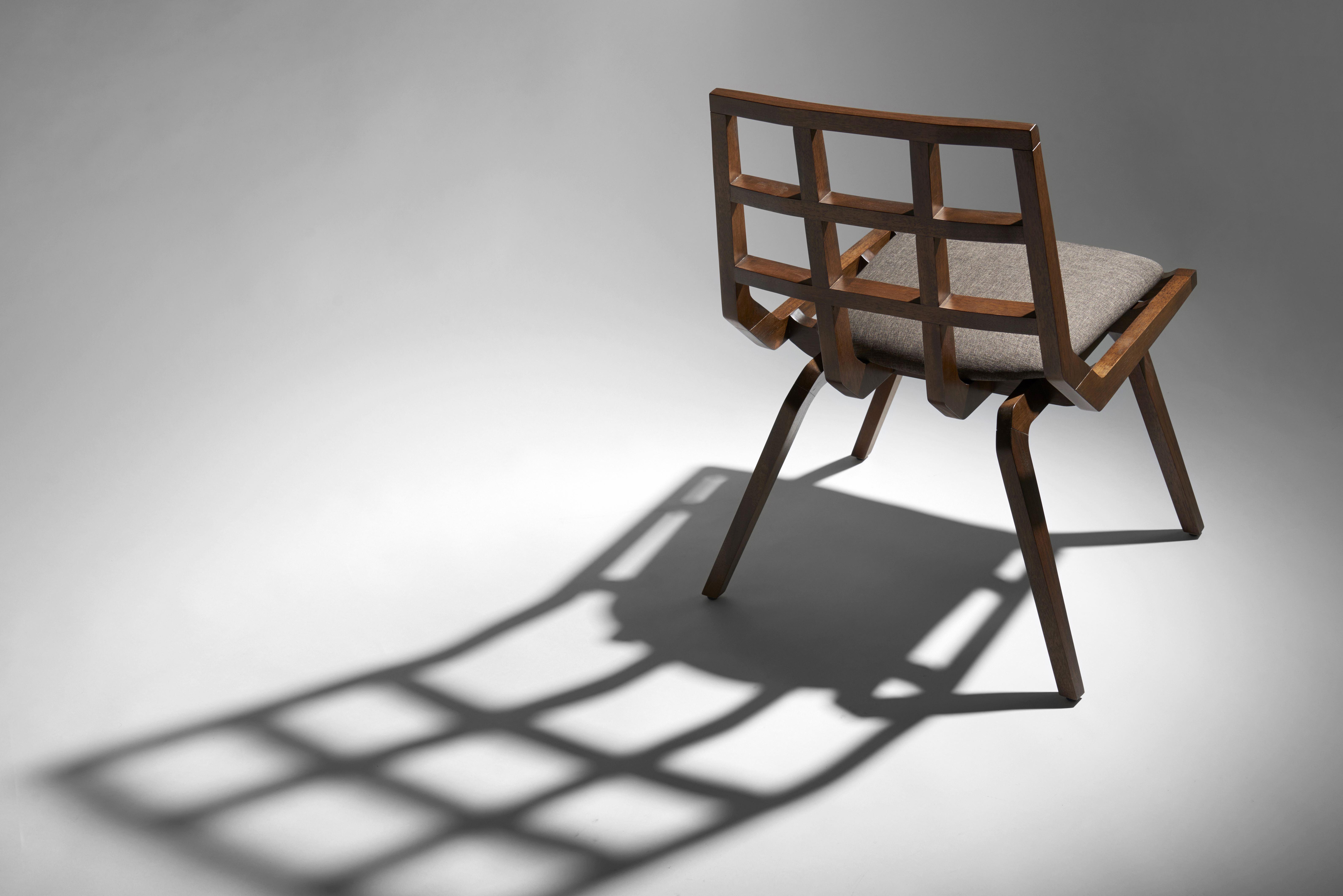 Ále Alvarenga - Cadeira Aeon - Crédito Jomar Bragança