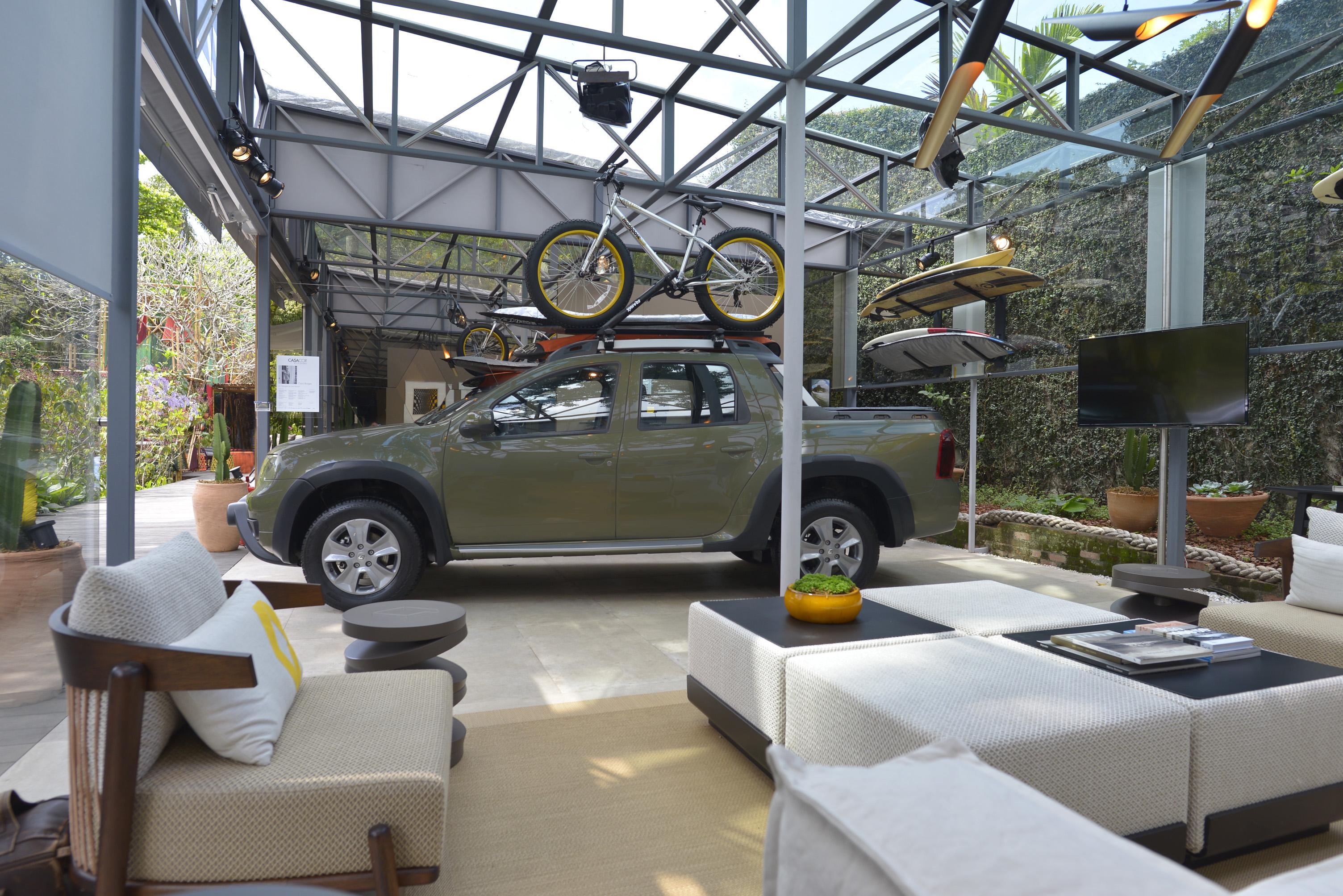 Garagem de Estar Renault
